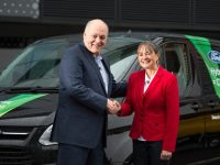 Ford CEO Jim Hackett Opens Smart Mobility Innovation Office in London