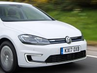 Updated electric Volkswagen e-Golf powers into showrooms nationwide